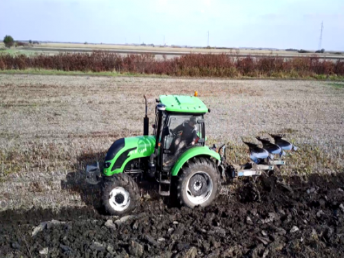 QLN-1254HP Farm Tractor Used Feedback In Europe